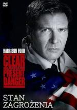 Stan zagrożenia - Clear and Present Danger (1994) [AC3] [DVDRip].[XviD]-GR4PE [Lektor PL]