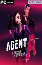 Agent A: A puzzle in disguise [v1.0.0] *2019* [MULTI-ENG] [ALI213] [RAR]