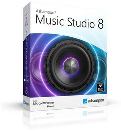 Ashampoo Music Studio 8.0.4.1 Build 1630 [PL] [Crack xanax] [azjatycki]