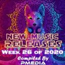 VA - New Music Releases Week 26 of 2020 [MP3@320kbps] [fredziucha09]