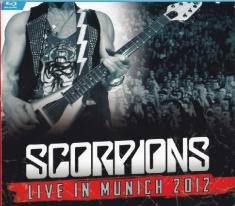 Scorpions - Live in Munich 2012 *2014* [BRRip.1080p.x264.by.alE13] [DTS/AC3] [Ger]