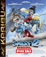 Smerfy 2 / The Smurfs 2 (2013) [BRRip] [XviD-GR4PE] [Dubbing PL] [Karibu]