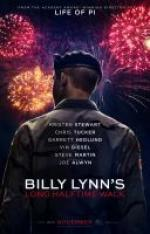 Najdłuższy marsz Billy'ego Lynna / Billy Lynn's Long Halftime Walk (2016) [480p] [BDRip] [XviD] [AC3-K12] [Lektor PL]