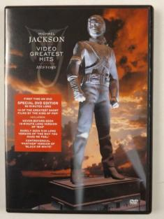 Michael Jackson: Video - Greatest History (Laserdisc Rip)(1995)[ENG] [DVD5] [.iso]