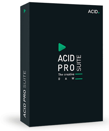MAGIX ACID Pro Suite 10.0.3 Build 24 - 64bit [ENG] [Crack UZ1] [azjatycki]