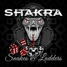 Shakra - Snakes and Ladders (2017) [mp3@320]