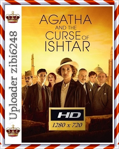Agatha and the Curse of Ishtar *2019* [720p] [BluRay] [x264] [AC3-GHOULS] [Napisy PL] [zibi6248]