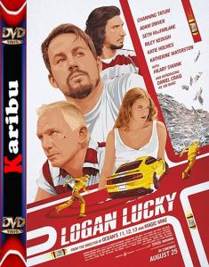 Logan Lucky (2017) [720p] [BluRay] [x264-KiT] [Lektor PL] [Karibu]