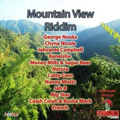 VA - Mountain View Riddim (2017) [MP3@320]