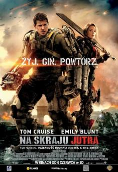 Na Skraju Jutra / Edge of Tomorrow (2014) [BRRip] [XviD-KiT] [Lektor PL]