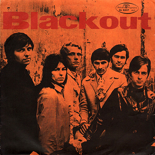Blackout (Poland) - Blackout (1992) [MP3@320 kbps] [PL] [rar]  [FIONA9]