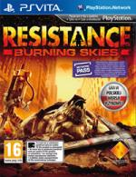 Resistance: Burning Skies [PS Vita] [EUR] [ENG]