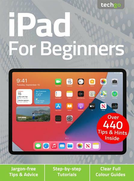 Techgo iPad For Beginners – 5th Ed. 2021 [ENG] [PDF] [sfpi] [FIONA9]
