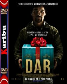 Dar / The Gift (2015) [480p] [BDRip] [x264] [AC3-MiNS] [Lektor PL]