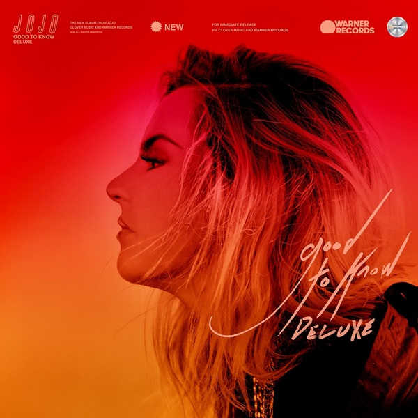 JoJo - good to know [Deluxe] (2020) [FLAC]