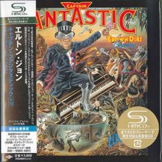Elton John - Captain Fantastic and ... (1975; 2008 Japan) (2CD) [WV] [Z3K]