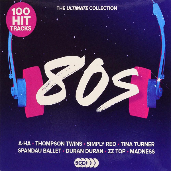 VA - Ultimate 80s: 100 Hit Tracks  (2020) [mp3@320]