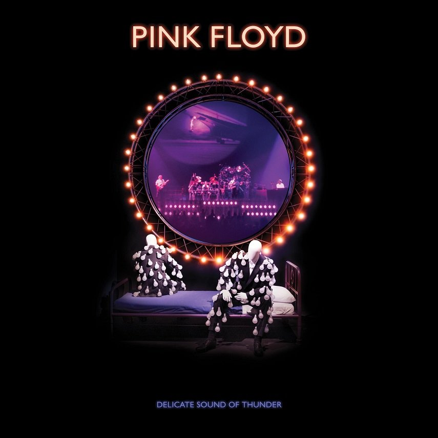 Pink Floyd: Delicate Sound Of Thunder (2020) [Blu-Ray] [1080p]