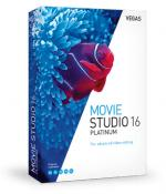 MAGIX VEGAS Movie Studio PLatinum 16.0.0.142 - 64bit [PL] [Activation.exe] [azjatycki]