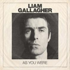 Liam Gallagher  - As You Were [Deluxe Edition] (2017) [mp3@320]