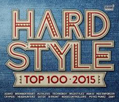 VA - Hardstyle Top 100 (2015) [MP3@192-320kbps]