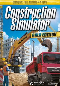 Construction Simulator Gold Edition *2015* [MULTI10/PL] [DVD5] [SKIDROW] [.ISO]