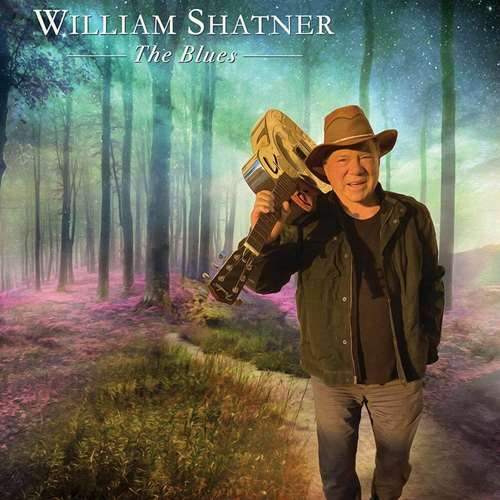 William Shatner - The Blues (2020) [FLAC]
