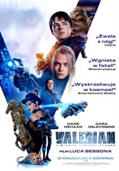 Valerian i Miasto Tysiąca PLanet - Valerian and the City of a Thousand PLanets *2017* [3D] [1080p] [BluRay] [HOU] [x264] [AC3] [LEKTOR & DUBBING PL]
