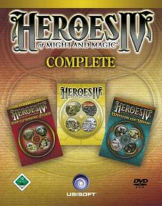 Heroes of Might and Magic IV - ComPLete *2004* [ENG] [EXE]