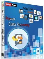 MiniTool Power Data Recovery 8.6.0 (x32/x64)[Multi] [Full]