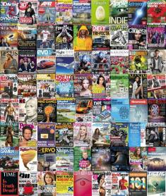 Assorted Magazines Bundle - March 25, 2017 [ENG] [pdf]