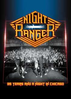 Night Ranger - 35 Years And A Night In Chicago (2016) [DVD9]