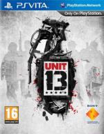 Unit 13 [PS Vita] [EUR] [RUS/ENG]