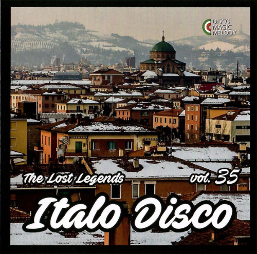 VA - Italo Disco: The Lost Legends Vol.35 (2020) [mp3@320]