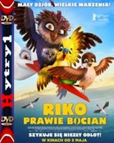 Riko prawie bocian - Richard the Stork (2017) [BBRip] [XviD] [AC-3] [Lektor PL] [H1]