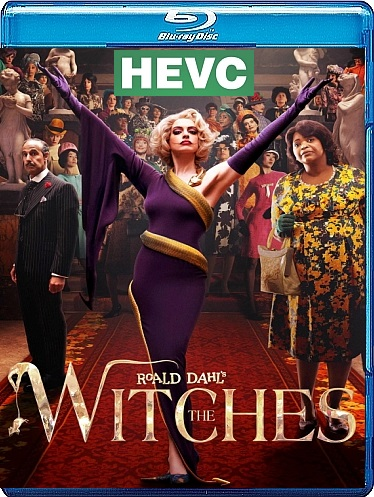 Wiedźmy - The Witches *2020* [10Bit] [1080p.BluRay.x265.AC3.5.1-NitroTeam] [Napisy ENG-PL] [ENG-Dubbing PL]