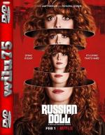 Russian Doll *2019* [Sezon 01] [720p] [NF] [WEB-DL] [AC3] [x264-KiT] [Lektor PL]