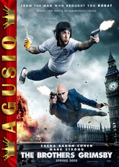 Grimsby - The Brothers Grimsby *2016* [BDRip] [XviD-MORS] [Lektor PL] [AgusiQ]