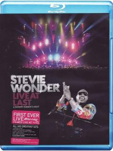 Stevie Wonder - Live at Last (2008)[BDRip.1080p.x265-HEVC.AC3/DTS-MA/Core] [ENG]