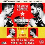 UFC Fight Night 139 Early Prelims [720p] [HDTV] [x264-Star] [ENG]