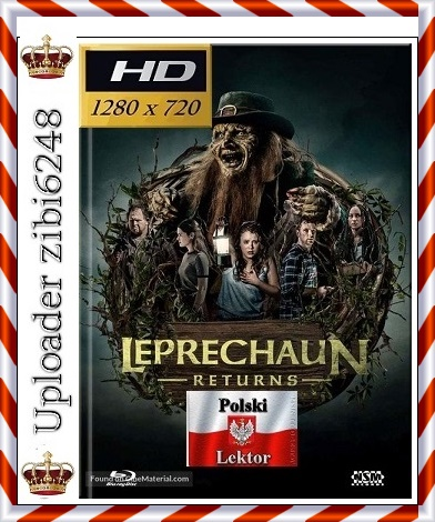Leprechaun powraca - Leprechaun Returns *2018* [720p] [BluRay] [AC3] [x264-KiT] [Lektor PL] [zibi6248]