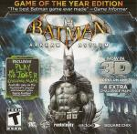 Batman: Arkham Asylum - Game of the Year Edition (2010) [ENG/RUS] [+SPOLSZCZENIE PL] [Repack] [xatab] [1.1] [DVD5] [.exe/.bin]