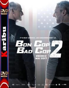 Dobrzy gliniarze 2 / Bon Cop Bad Cop 2 (2017) [BDRip] [x264-KiT] [Lektor PL] [Karibu]