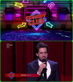Comedy Club - Stand-Up 3 Odc (2017) [1080p] [HDTVRip] [AVC] [PL] [D.T.m1125]