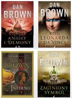Dan Brown - Robert Langdon (tom 1-4) [pdf,mobi,epub] [PL] [xenonlbt]