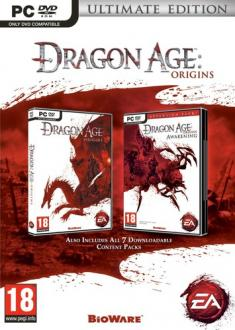 Dragon Age: Origins - Ultimate Edition v1.05 [Multi-PL] [GOG DRM-free] + [All DLCs] + [Bonus Content]