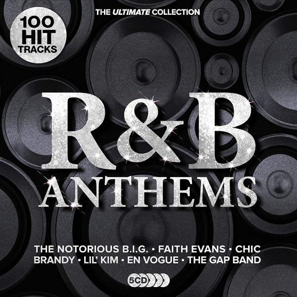 VA - 100 Hit Tracks The Ultimate Collection: R&B Anthems (2020) [mp3@320]