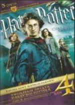 Harry Potter i Czara Ognia - Harry Potter and the Goblet of Fire *2005* [PAL] [DVD9] [3DVD] [Dubbing i Napisy PL] [Edycja Kolekcjonerska]