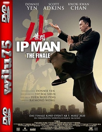 Ip Man 4 - Yip Man 4 - Ip Man 4: The Finale *2019* [720p] [BluRay] [AC3] [x264-FOX] [Lektor PL]